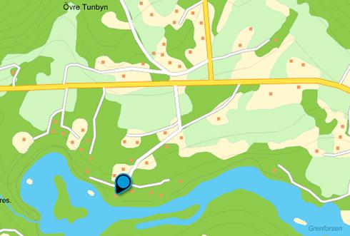 Karta Grenforsen